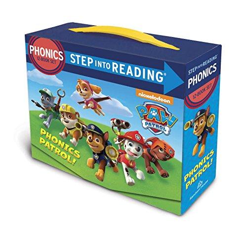 Paw Patrol Phonics Box Set (Step Into Reading) por Jennifer Liberts;Jennifer Weinberg