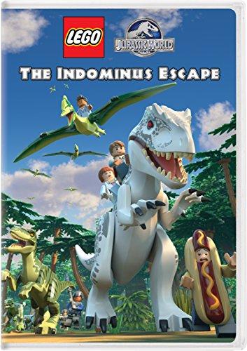 Lego Jurassic World: The Indominus Escape [USA] [DVD]