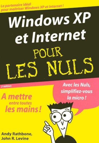 WINDOWS XP ET INTERNET 2E