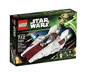LEGO Star Wars A-wing Starfighter 75003 -- Une aile Starfighter