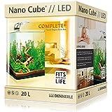 Dennerle 6021 NanoCube Complete Plus - LED, 20 L