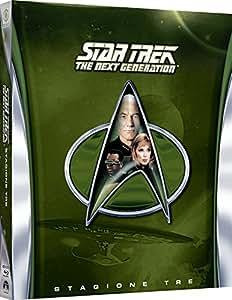 Star Trek - The next generationStagione03 [Blu-ray] [Import italien]