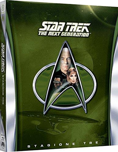 Star Trek: The Next Generation Stagione (3 Blu-ray)