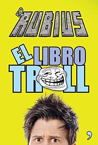 El libro troll (Fuera de Colección) por elrubius