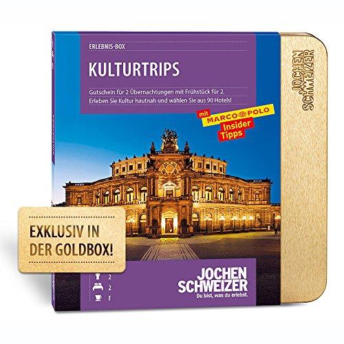 Erlebnis-Box 'Kulturtrips für 2'