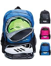df4e2d45da594 Suchergebnis auf Amazon.de für  fussballtasche kinder mit schuhfach ...