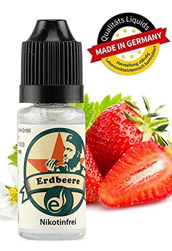 Premium E-Liquid Erdbeere, 10ml