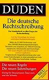 Duden: Rechtschreibung der deutschen Sprache bei Amazon kaufen