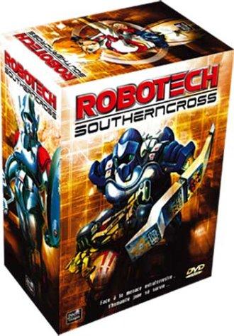 Robotech : Southern Cross - Coffret 5 DVD - Partie 2 - 24 épisodes VF