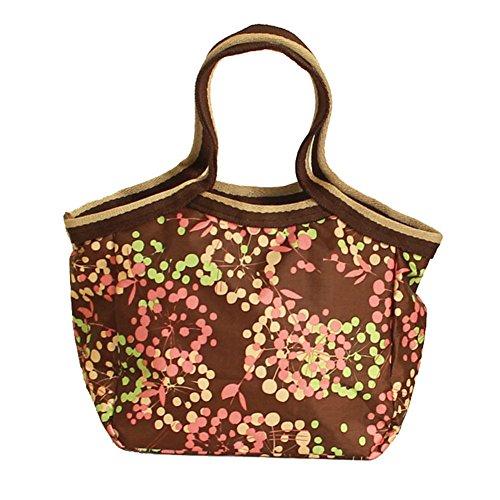 Fortuning's JDS® Carino moda stampa della borsa fiori stile