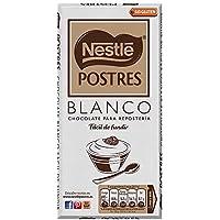 Nestlé - Postres - Chocolate Blanco para Repostería ...