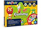 CrazyClay Gummy Basic-Set Backknete