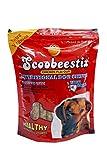 #9: PnM Pet Dog Chicken Flavor Chew Stix Puppies Dog Chew Sticks Scoobeestix Value Pack of 450 Gm