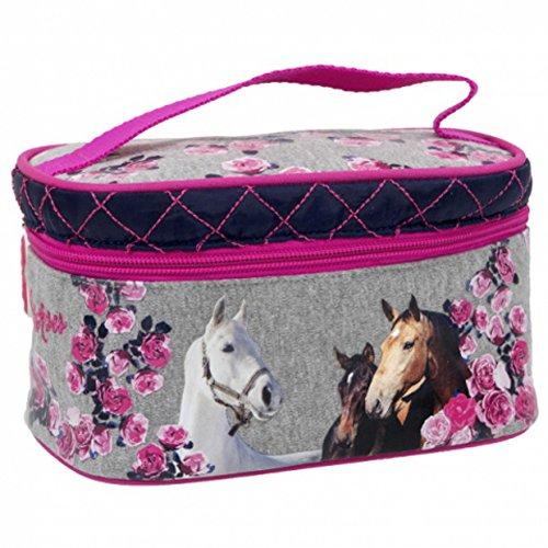 i-love-horses-pferde-kinder-beauty-bag-kosmetikkoffer-kulturtasche-kosmetiktasche