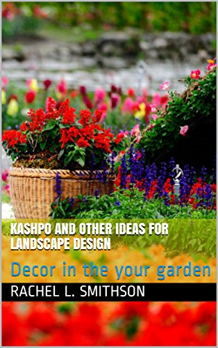 Kashpo and Other Ideas for Landscape Design: Decor in the your garden