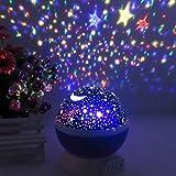 Constellation Night Light Projector Lamp...