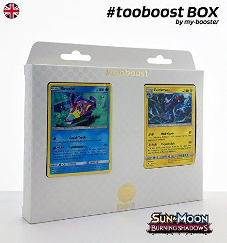 my-booster-TB-UK-SM03-13 Pokémon-Karten, TB-UK-SM03-13