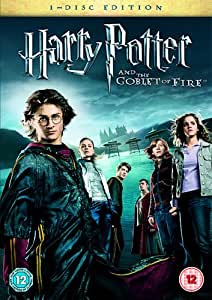 Harry Potter And The Goblet Of Fire [Import anglais]