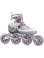 Fila Mujer patines en línea Fm 100, lila/rosa, 6, 010613035