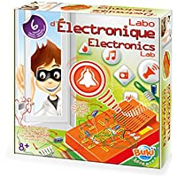 Buki France 7176 - Laboratorio electrónico