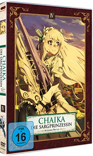Chaika, die Sargprinzessin - Staffel 2, Vol.4
