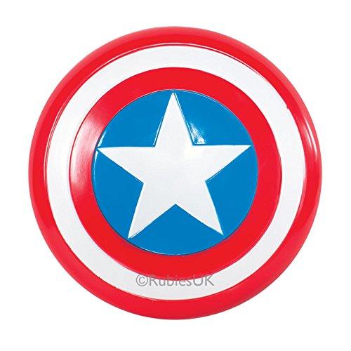 Rubies Kinder Captain America Schild Winter Soldaten Avengers Kostüm Zubehör