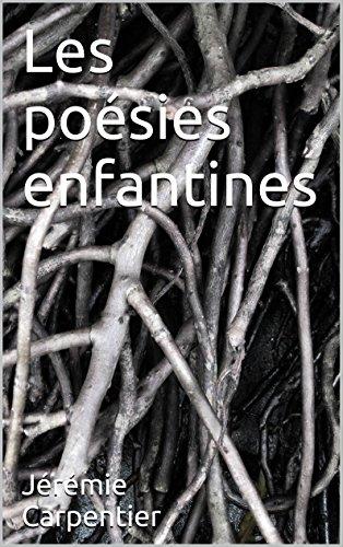 En ligne téléchargement gratuit Les poésies enfantines pdf, epub