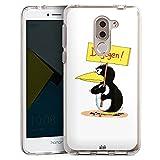 Huawei Honor 6x Bumper Hülle Bumper Case Schutzhülle Uli Stein Fanartikel Merchandise Dagegen