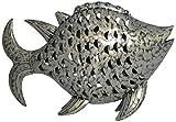 A-Deko Windlicht Fisch
