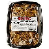 Castellino Antipasti Artichauts Coupés Grillés à l'Huile 1,1 kg