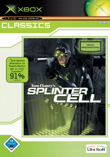 Ubisoft Tom Clancy's Splinter Cell - Xbox Classics