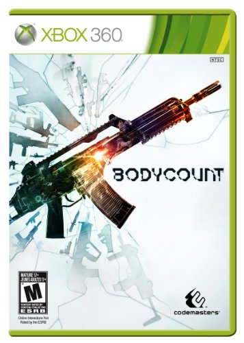Bodycount (Xbox 360)  available at amazon for Rs.2545