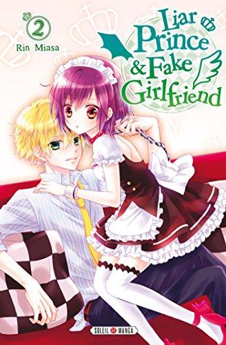 Liar Prince and Fake Girlfriend T02 par Rin Miasa