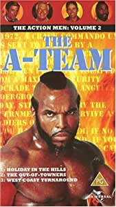 The A-Team [VHS] [UK Import]