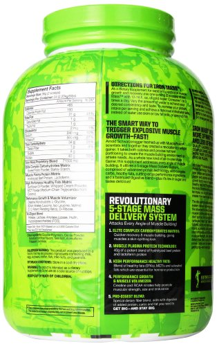 Arnold Schwarzenegger Series /Musclepharm Iron Mass