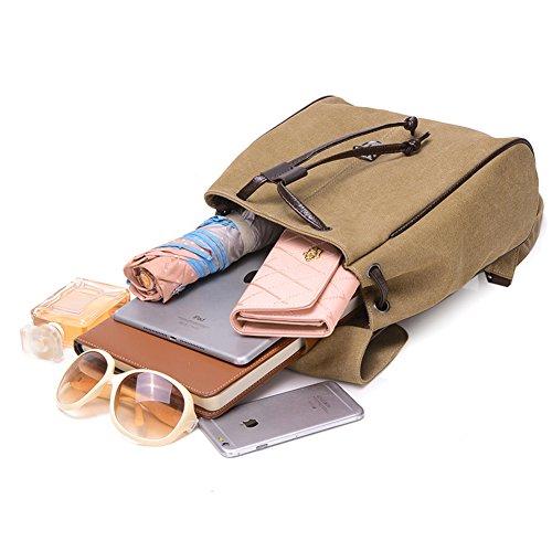 Tela di moda/Sacchetti di spalla delle signore/Versione coreana di zaino/Borse a tracolla per il tempo libero-C C