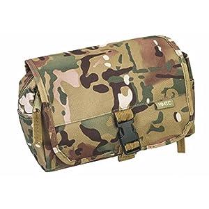 51V8I9ojwRL. SS300  - Highlander Combat Camo TA004HC Wash Bag 28 x 25 x 2.5 cm
