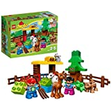 LEGO DUPLO - El bosque: animales, multicolor (10582)