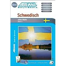 Schwedisch ohne Mühe : Band 1 (1 livre + coffret de 4 CD) (en allemand)
