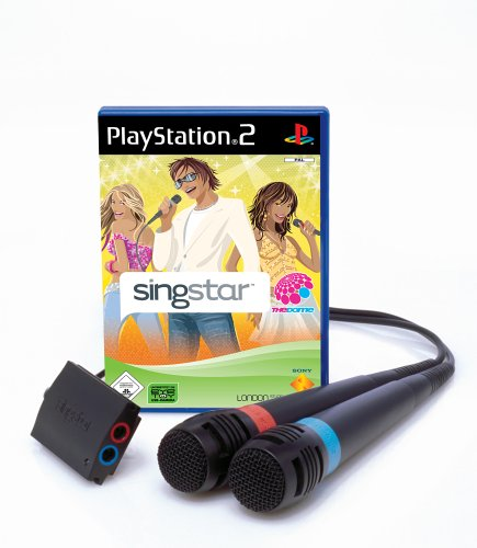 SingStar - The Dome inkl. 2 Mikrofone
