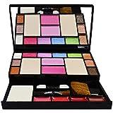 TYA Fashion Makeup Kit - 10 Eye Shadows Palette 4 Lip Colour 2