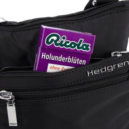 Hedgren satchel Hedgren spalla Kleid Donne satchel spalla Blaues SSrq5wf