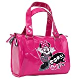 Disney Minnie Stg3501 - Sac À Main En Simili Cuir - 23 X 14 X 18 Cm