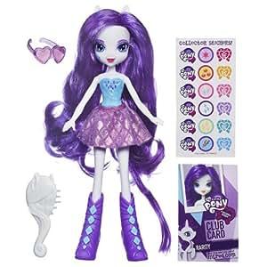My Little Pony Equestria Girls - Rarity Doll Enfants, enfants, jeux, jouets, jeux