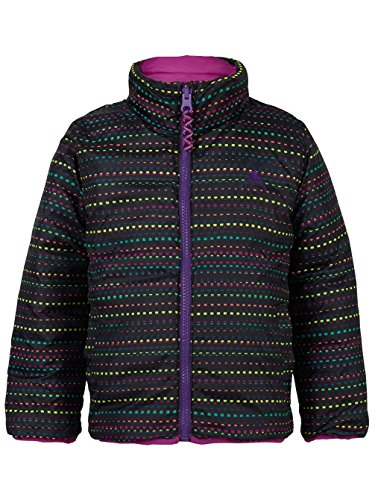 Kinder Snowboard Jacke Burton Mini Flex Puffy Jacket Girls (Jacket Kids Mini)