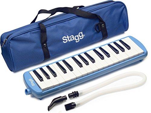 Stagg MELOSTA32 32 32 Schlüssel blau