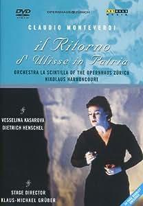Monteverdi, Claudio - Il Ritorno d'Ulisse in Patria