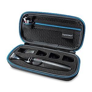 Supremery Tasche für Philips Series 1000 mg1100/16 Multigroom Case Schutz-Hülle Etui Tragetasche