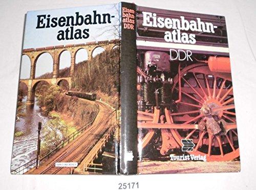 Bestell.Nr. 925171 Eisenbahnatlas DDR