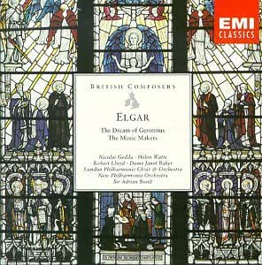 Elgar: The Dream of Gerontius / The Music Makers